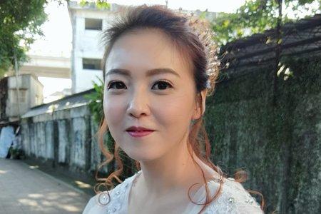 💖外拍婚紗妝髮💖