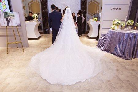 💟宇妡-婚禮彩妝整體造型💟