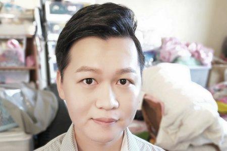 💟婆婆&新郎&可愛小朋友-婚禮彩妝造型💟
