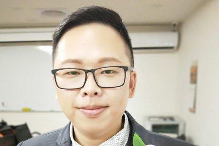 💟新郎&媽媽-婚禮彩妝整體造型💟