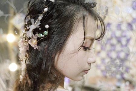 💟彩妝&造型-創作💟日式仙氣風格