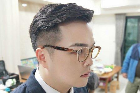 💟新郎💟妝髮(中和區)