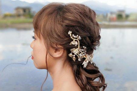💟婚紗外拍💟妝髮(羅東&宜蘭)