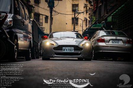 恆毅&琇硯 Aston Martin陪伴の幸福婚禮