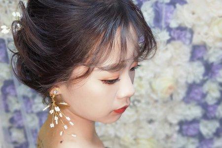 🍀乾淨歐美妝🍀日式短髮造型🍀創作