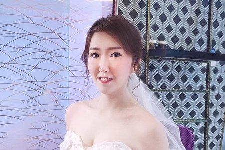 不專業💟欣寶寶💟國軍婚禮彩妝造型