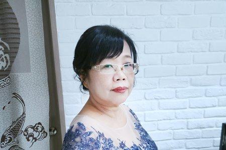 💟媽媽💟婚禮彩妝造型
