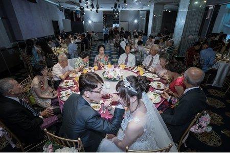 第一飯店-彭園婚宴