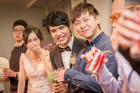 Mar 04 Sat 2017 屹軒+湘琳 結婚之囍|台北婚攝|和璞飯店