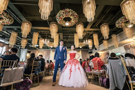 郁縈+李皓 訂結之囍|台北婚攝|民權晶宴