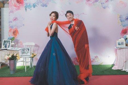+Wedding : Kevin Lu & Peihua Chung