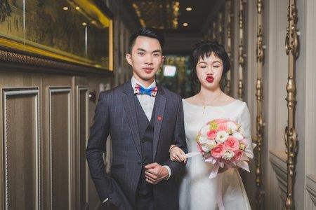 Wedding day/育霖+思茵/台中婚攝