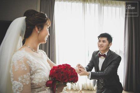 Wedding day/新竹老爺酒店/訂結同日