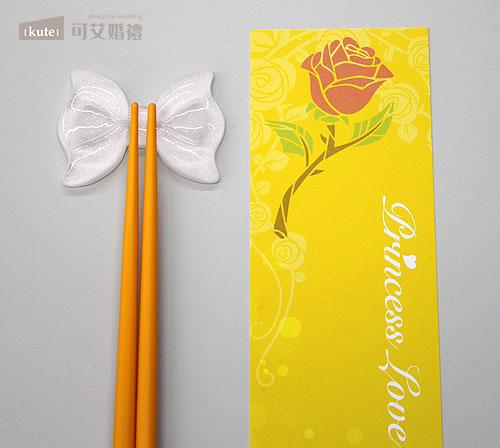 公主筷架 - 美女與野獸 $76