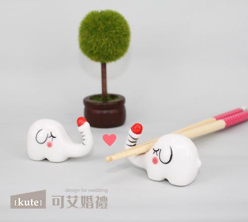 好對象 日式陶瓷筷架(一對) $120