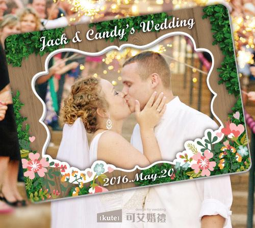 婚禮拍照框H(圖6)