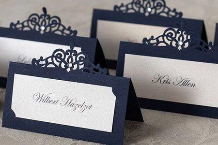 婚禮桌卡/婚禮座位卡
