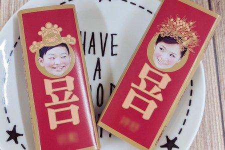創意婚禮小物_喜糖+喜糖盒