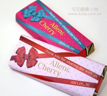 創意喜糖_滋露巧克力作品