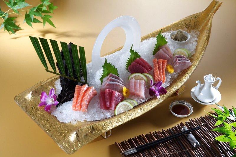 特選生魚片