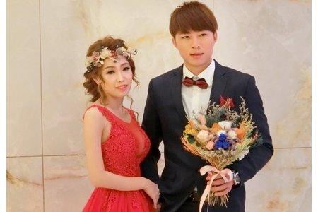 活潑迷人新娘-宜瑾