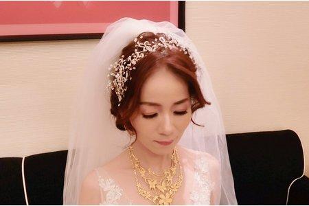 超白皙溫柔新娘兒~采儀