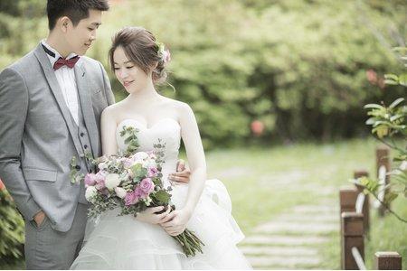 【草木攝影】淳&瑩 陽明山大地之美