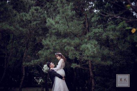 【草木攝影】杰&津