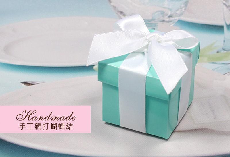 b7d2bcdfb341 蒂芙尼款經典藍禮物盒(果醬&蜂蜜) - 心幸福-手工客製婚禮小物- 結婚吧