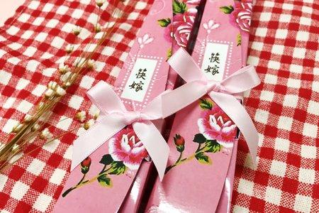 熱門婚禮小物-精緻筷架組合