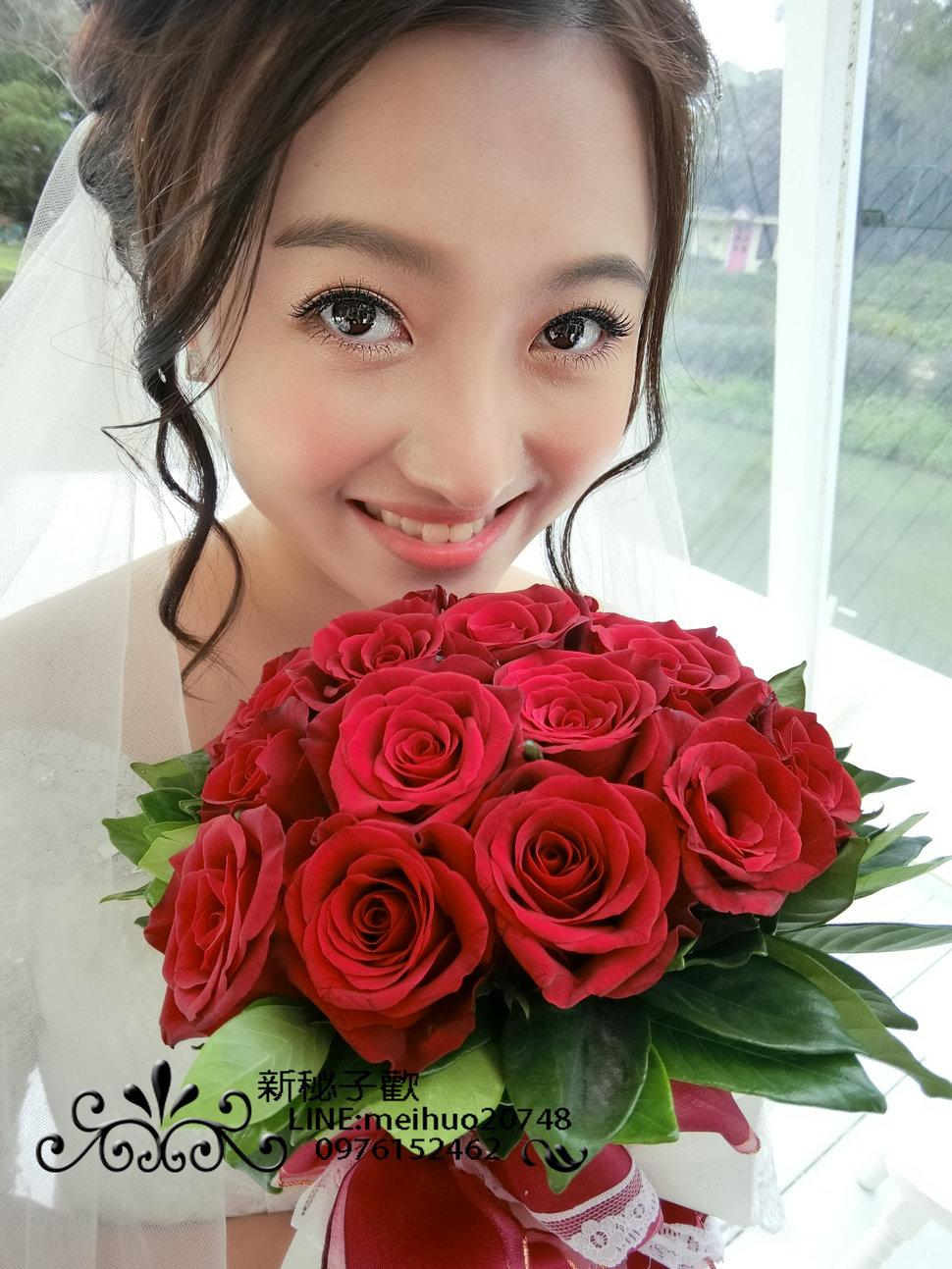 CIMG2057 - 子歡新娘秘書整體造型/桃園新秘/中壢新秘 - 結婚吧