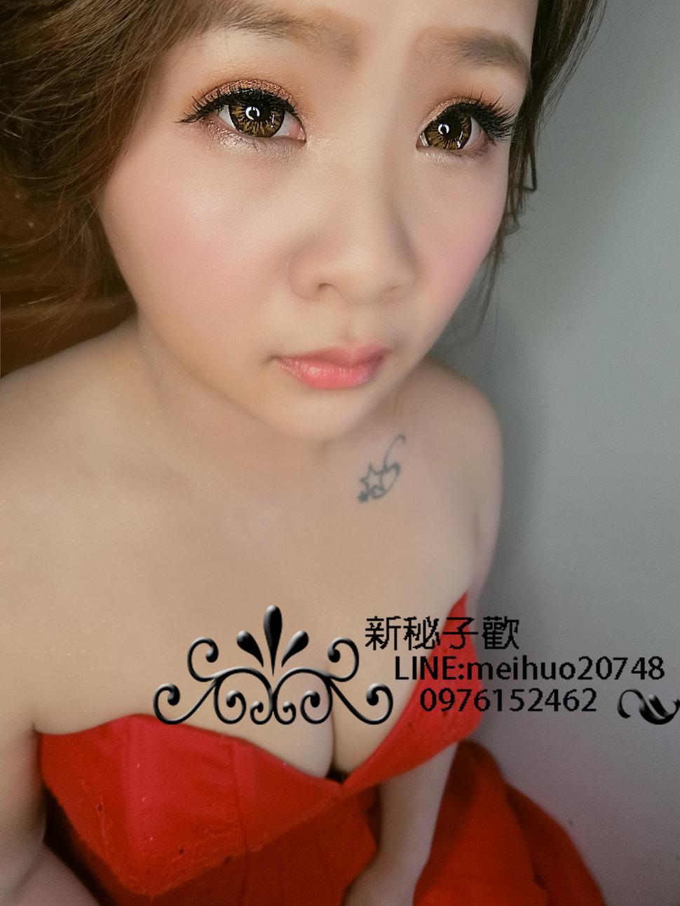 CIMG1738 - 子歡新娘秘書整體造型/桃園新秘/中壢新秘 - 結婚吧