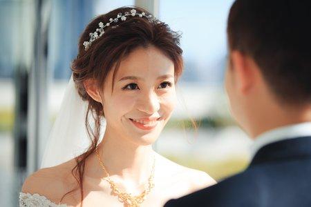 婚禮紀錄 在我眼中的妳-桃園攝影陳德祥