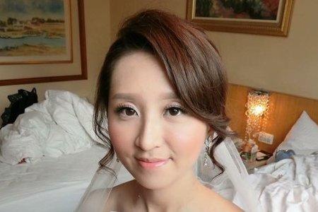 新北新娘秘書Mindy婕茹