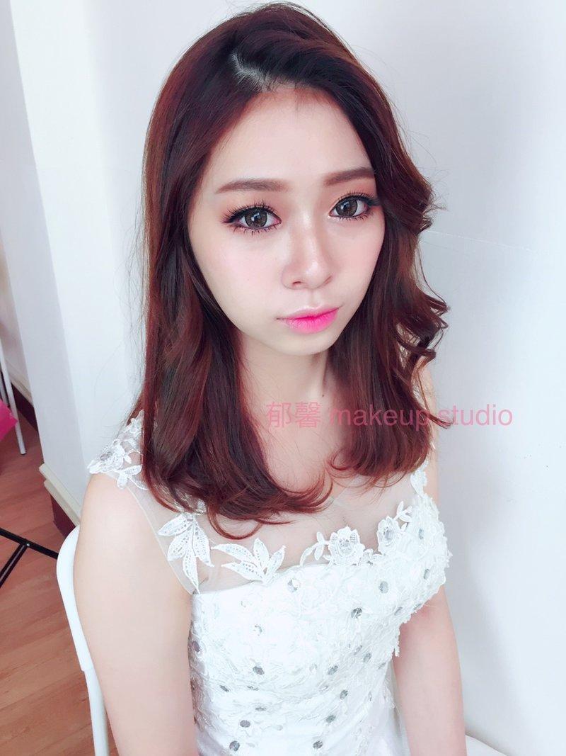 翻糖花園中壢新娘秘書/桃園新秘-郁馨