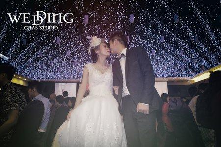 桃園中壢婚禮記錄婚禮紀錄平面婚攝婚禮攝影桃園八德來福星葛黑斯幸福攝影翻糖花園許小弘