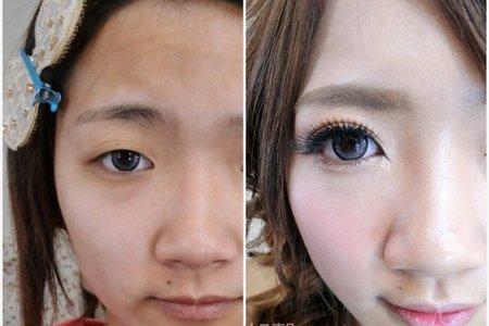 中壢新秘/桃園新祕/新秘郁馨