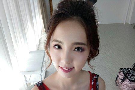 桃園/中壢/新秘推薦/新娘秘書/翻糖花園/小裝