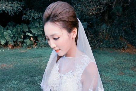 桃園/中壢/新秘推薦/新娘秘書/翻糖花園/子歡
