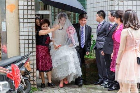 【宜蘭婚攝】志哲&佩怡 結婚迎娶紀錄 @流水席