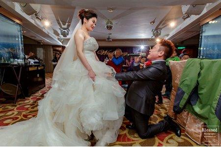 【台北婚攝】家榕&明娟 文定迎娶紀錄 @台北-儷宴婚宴會館