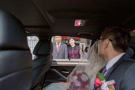 【宜蘭婚攝】伯修&雅芳 文定迎娶紀錄 @宜蘭-米爾餐廳