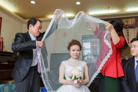 【台北婚攝】葦竹&育華 文定迎娶紀錄 @汐止-拉米哥婚宴會館