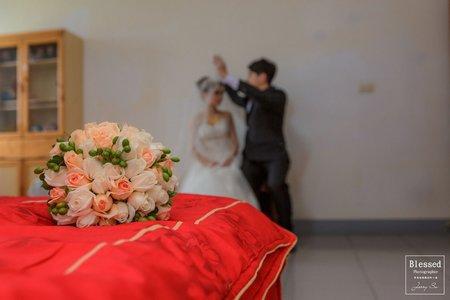 【桃園婚攝】松樺&繼平 文定迎娶紀錄 @桃園-海王城餐廳