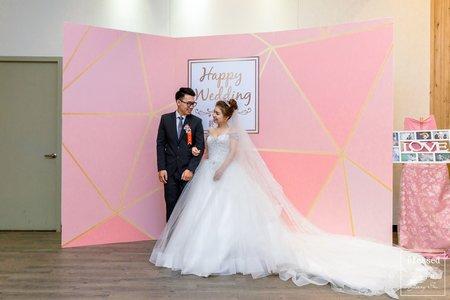 【台北婚攝】愷毅&薇之 文定迎娶紀錄 @新莊-終身大事婚宴會館