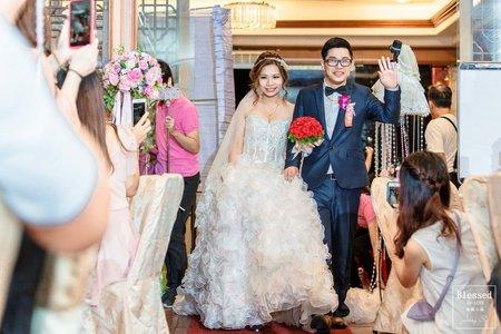 【宜蘭婚攝】子毅&書瑜 文定迎娶紀錄 @羅東-金門餐廳