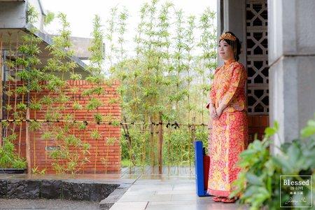 【宜蘭婚攝】浩倫&鳳珠 結婚迎娶 @礁溪-品華婚宴會館
