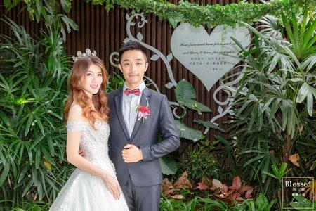 【台北婚攝】睿航&美宏 文定迎娶紀錄 @台北-青青食尚花園會館