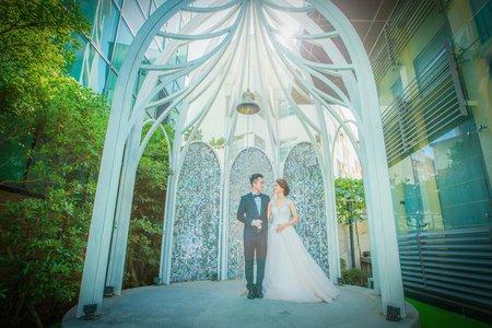 【新竹婚攝】維哲&靖琇 文定紀錄 @新竹-晶宴婚宴會館