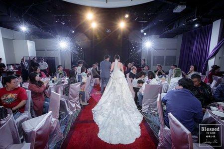 【桃園婚攝】遠興&婉蓁 宴客紀錄 @桃園-鉑宴婚宴會館